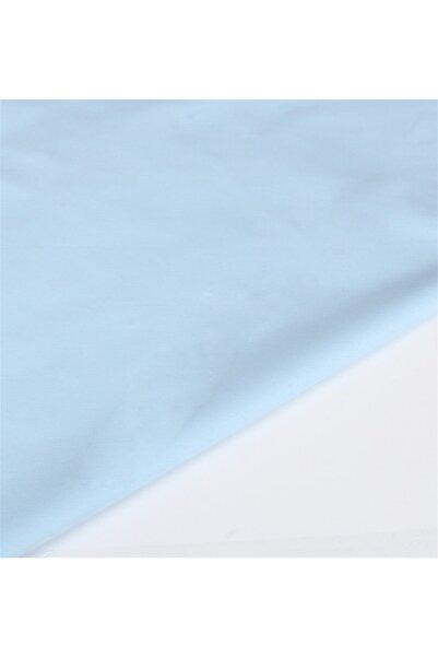 Wella Mavi Akfil Nevresimlik Çarşaflık Maskelik Kumaş Organik Pamuk