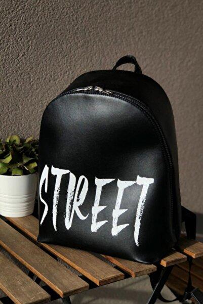 GUARD Street Günlük Sırt Çantası - Siyah
