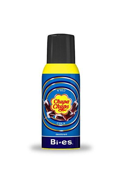BIES Chupa Chups Cola Kids Deodorant 150 Ml Kola Aromalı Çocuk Deo Sprey