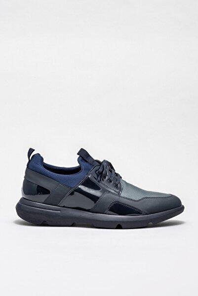 Elle Shoes DELANO-1 Lacivert Erkek Ayakkabı