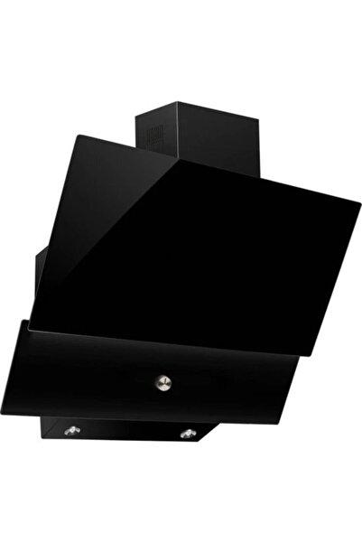 KUMTEL Da6-830 Siyah Cam Davlumbaz