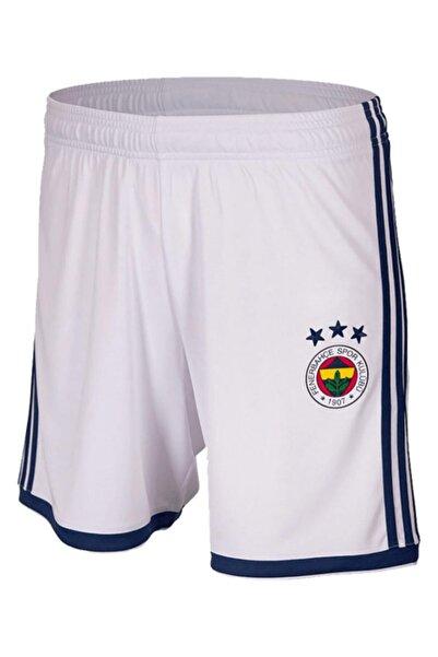 Fenerium Fenerbahçe Beyaz Futbol Şort