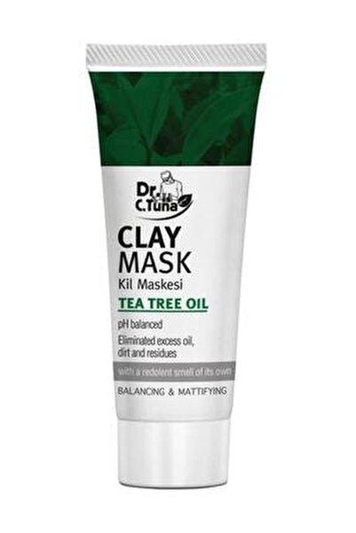 Dr. C. Tuna Çay Ağacı Kil Maskesi 80 Ml 8690131108700