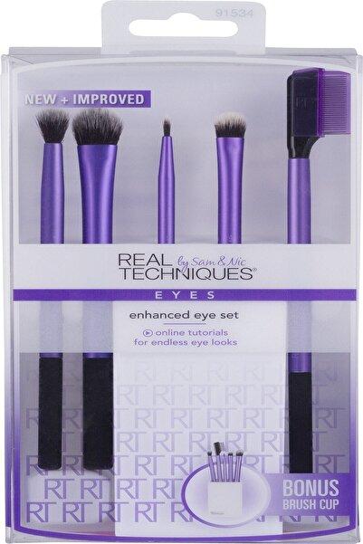 Real Techniques Enhanced Eye Set Yeni