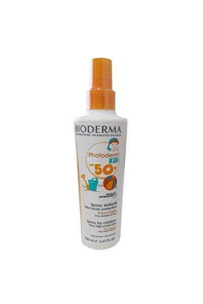 Bioderma Photoderm Kid Spray Spf 50+ 200 Ml