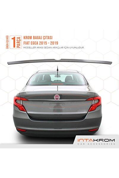 İntachrom Fiat Egea Krom Bagaj Çıtası 2015 Üzeri Sedan