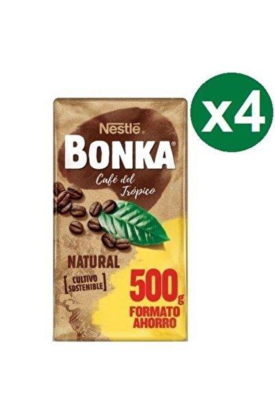 Nestle Bonka Filtre Kahve 500g X 4 Adet