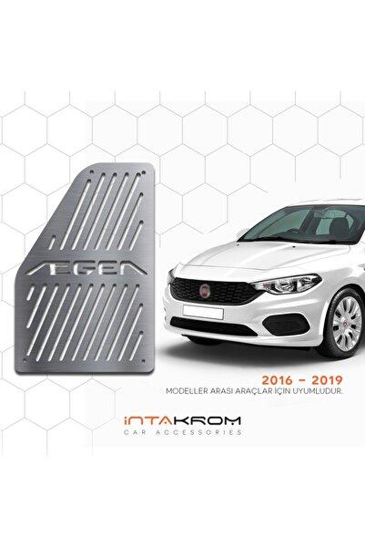 İntachrom Fiat Egea Krom Ayak Dinlendirme Pedalı - 2015 - 2019