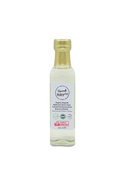Fermente Mutfağım Organik Tatlandırıcı Elma Suyu Konsantresi