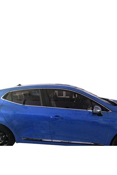 Accessorypart Renault Clio 5 Krom Aksesuar Seti (17 Parça) 2020 Model Ve Sonrası