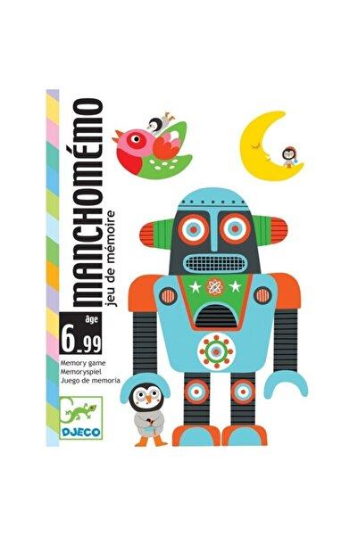 djeco Manchomemo - Hafıza ve Dikkat Oyunu
