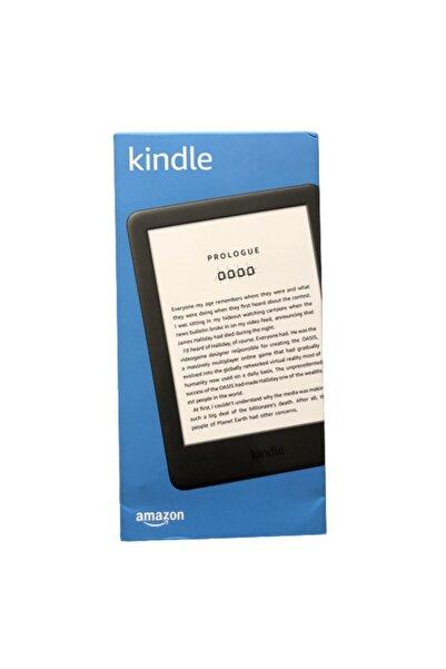 Amazon kindle Kindle Touch 2019 Ekran Aydınlatmalı 4gb Wifi Kitap Okuyucu Siyah