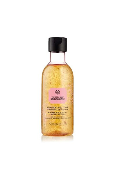 THE BODY SHOP British Rose Jel-tonik 250ml