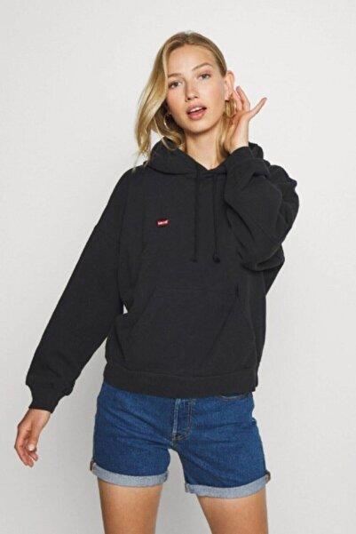 Levi's Kadın Siyah Sweatshirt