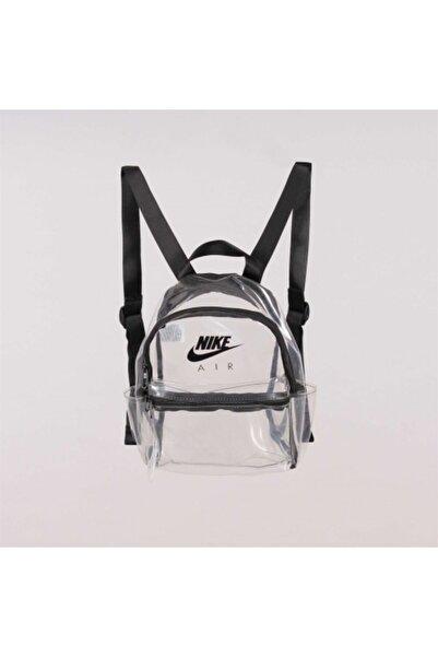 Nike Kadın Şeffaf Just Do It Mini Boy Sırt Çantası / Cw9258-975
