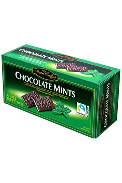 Nane Aromalı Dolgulu Pralin Çikolata 200g