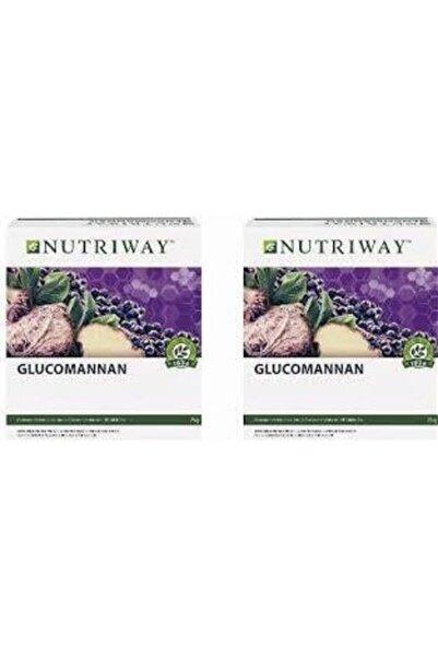 Amway Nutrıway - Glucomannan 2 Kutu 30+30=60 Şase