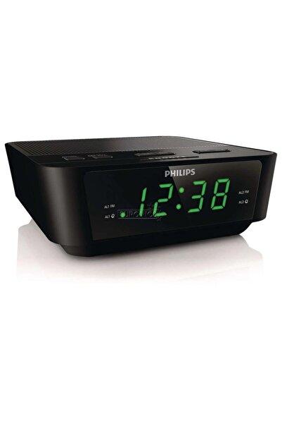 Philips Çift Alarm Saatli Ve Digital Fm Radyo
