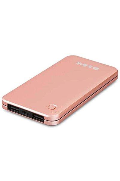 S-LINK Lp-g17 10000mah Powerbank Rose Gold Taşınabilir Pil Şarj Cihazı