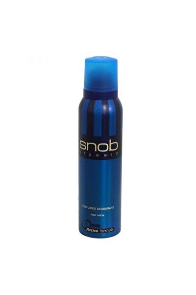 Snob For Men Classic Deodorant 150ml