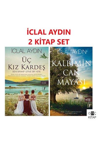 Artemis Yayınları Iclal Aydın 2 Kitap Set Üç Kız Kardeş-kalbimin Can Mayası