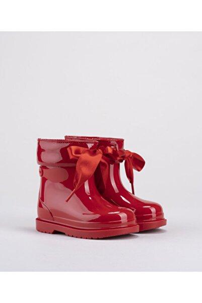 IGOR Kız Çocuk Kırmızı Yağmur Çizmesi