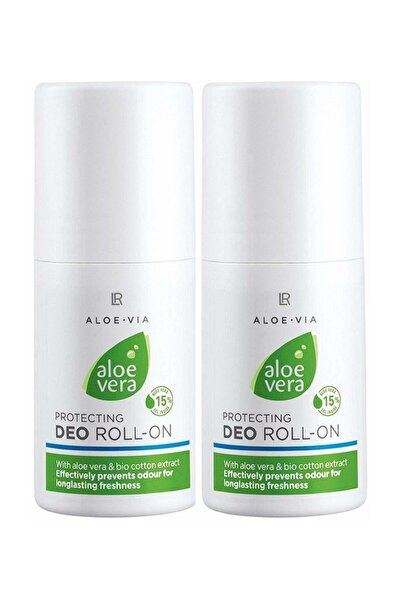 LR Aloe Vera Deo Roll-on - 2'li Set