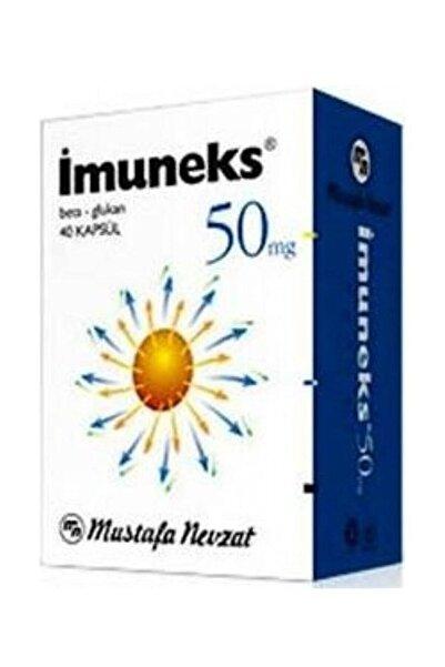 Imuneks 50 Mg 40 Kapsül