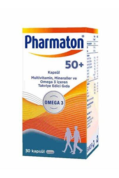 Pharmaton 50+ 30 Kapsül