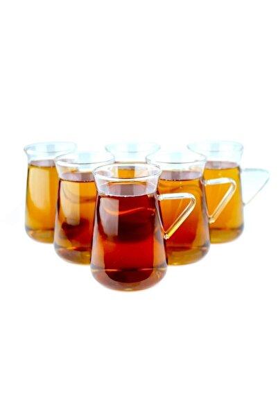 AROW Hazan 6 Lı Borosilikat Çay Bardağı