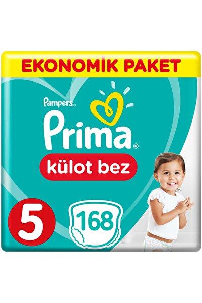 Prima Külot Bebek Bezi 5 Beden Ekonomik Paket 42*4 168 Adet
