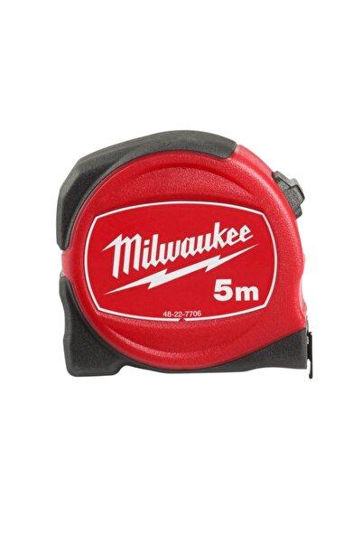 Milwaukee T48227706 Ağır Hizmet Tipi Kompakt Şerit Metre 5m/16ft