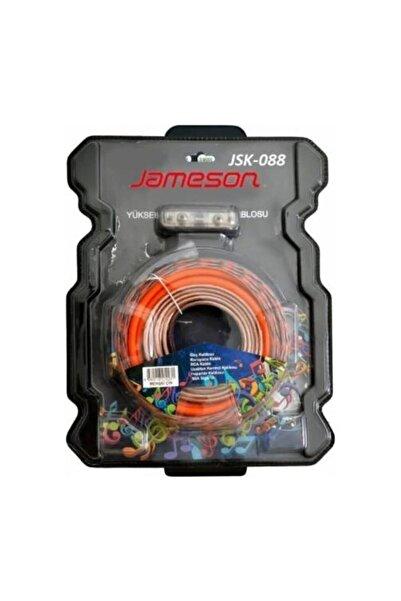 Jameson Jsk-088 8 Ga Oto Anfi Kablo Seti