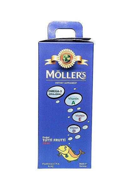 Mollers Möller's Omega 3 Cod Liver Oil 250 Ml