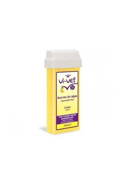 Vi-vet Roll On Kartuşu Sır Ağda Limonlu
