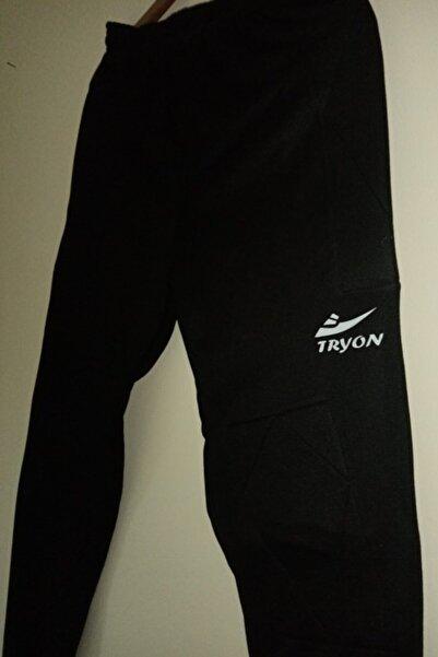 TRYON Erkek Siyah Kaleci Pantolonu