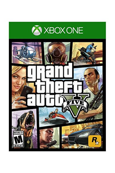RockStar Games Grand Theft Auto 5 Xbox One Oyun