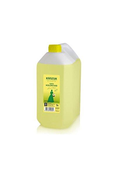 Kanzuk Limon Kolonyası 80 Derece 5lt.
