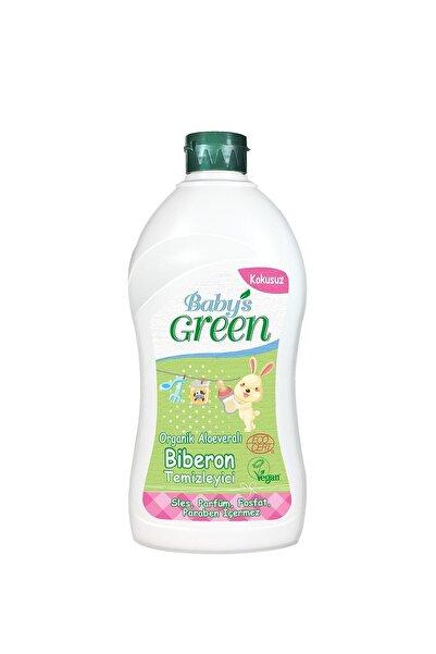 Baby's Green Baby's Green Organik Aloe Veralı Kokusuz Biberon Temizleyici