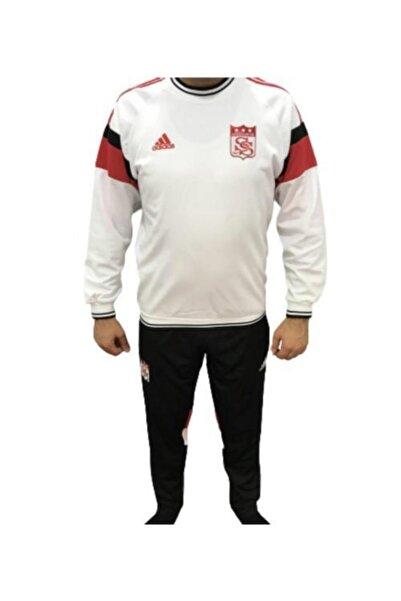 adidas Sivasspor Beyaz Eşofman Takımı