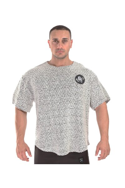 Big Sam Havlu Rag Top Kalın Antrenman T-shirt 3304