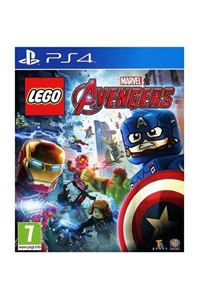 TT Games Lego Marvel Avengers Ps4 Oyun