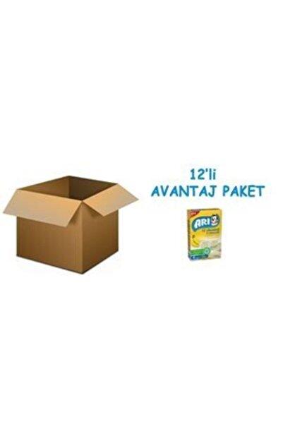Arı Mama Sütlü Muzlu 250 Gr 12 Li Avantaj Paketi ( 12x250gr )