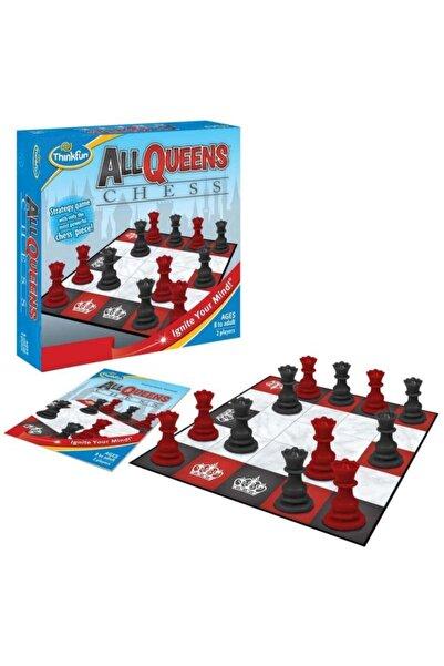 ThinkFun Vezirler Satrancı (All Queens Chess) Akıl Oyunu