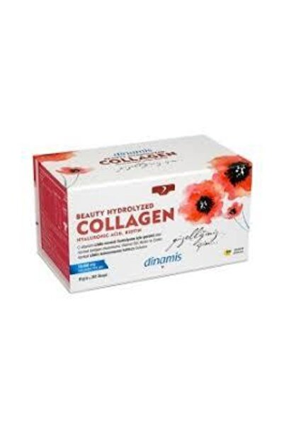 DİNAMİS Beauty Collagen Complex Ananas Aromalı 30 Saşe