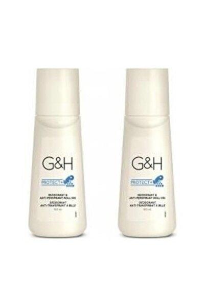 Amway Terlemeye Karşı/koku Giderici Roll-on Deodorant - G&h Protect+™(2 Adet )