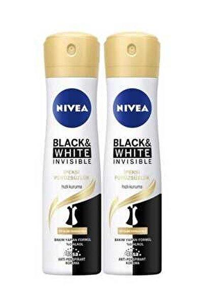 Black & White Ipeksi Pürüzsüzlük Sprey 150 Ml X 2