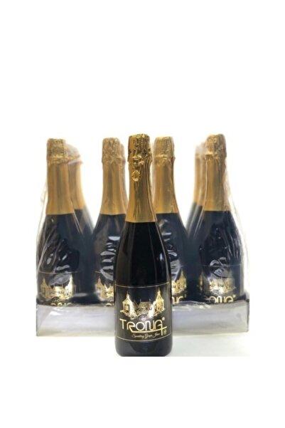TRONA Üzümlü Alkolsüz Şampanya 75cl*12 Adet