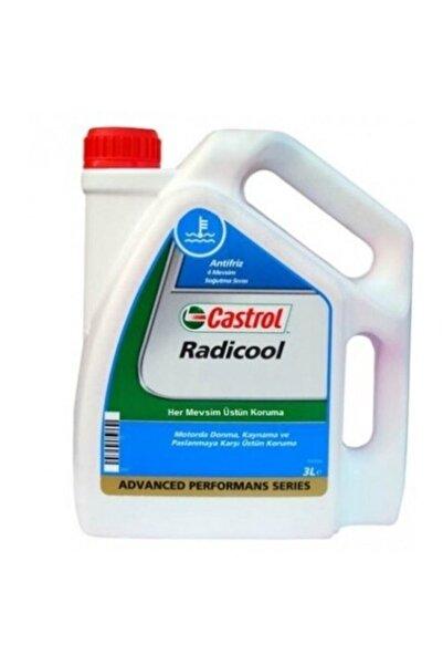 CASTROL Radicool Mavi Antifiriz 3lt (imalat Yılı 2020)