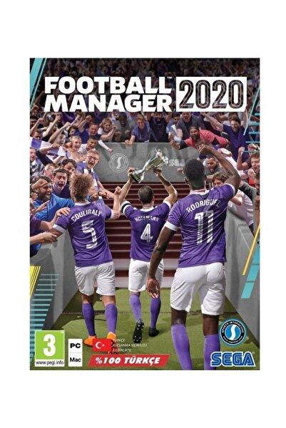 SEGA Football Manager 2020 Pc Oyun